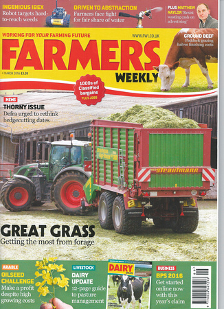 Farmers Weekly Magazine March 2016